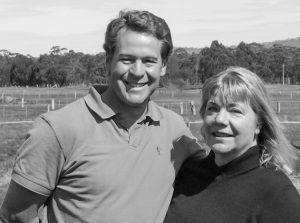 Mark and Deborah Harmes